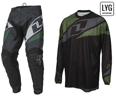One Industries Atom Motocross Mx Kit – Dirt Bike Pants & Jersey Enduro