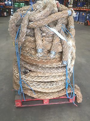Ships Rope Thick Rope Adventure Playground Lawn Edging