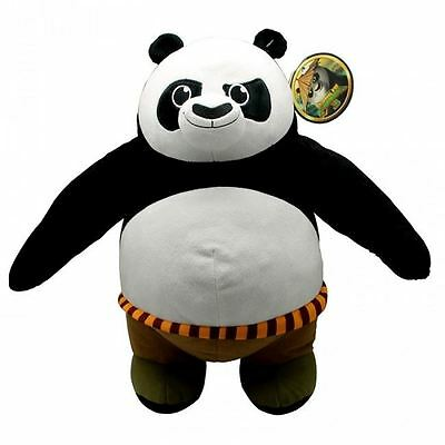 Dreamworks Kung Fu Panda 3 Po 40cm Animated Soft Toy With Sound