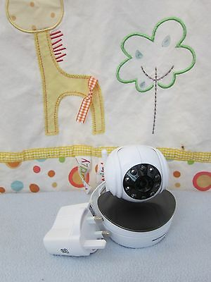 mbp41 baby monitor additional  or replacement camera and power supply only