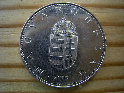 2015 Hungary 10 forint Coin Collectable