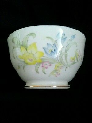 Vintage Duchess Floral Sugar Bowl Great Condition