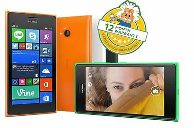 Nokia Lumia 735 Windows Smartphone all networks all colours 4G 8GB
