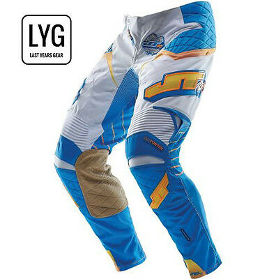 JT RACING EVOLVE PROTEK RACE ADULT MX MOTOCROSS PANTS – Size: 34