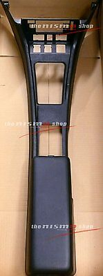 OEM 260Z 280Z Center Console With Slot for Choke Lever