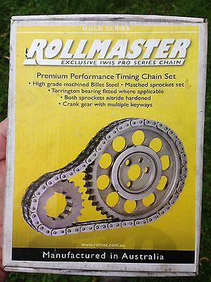Rollmaster Gold Series Small Block Ford Timing Set
