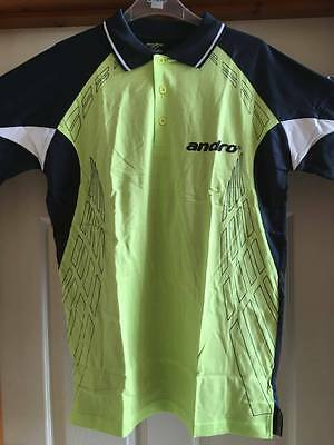 Andro Table Tennis Shirt  size Medium