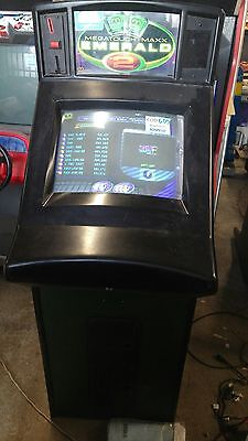 Original PHOTOPLAY Megatouch Emerald 2 touch screen ... 100% working!!