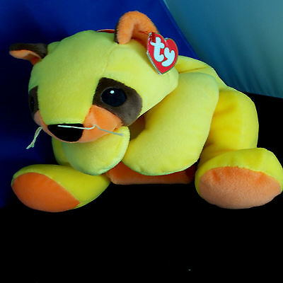 """RUSTY ***TY PILLOW PAL*** Style 3100 approx 12"""""""