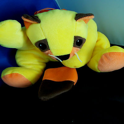 """RUSTY ***TY PILLOW PAL*** Style 3100 approx 12"""" NO TAG"""