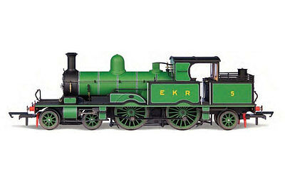 Oxford OR76AR005XS Dampflok No. 5 East Kent Railway Digital Sound Spur 00