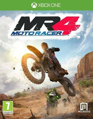 Moto Racer 4 Xbox One FRENCH VERSION NEW IN BLISTER PACKS