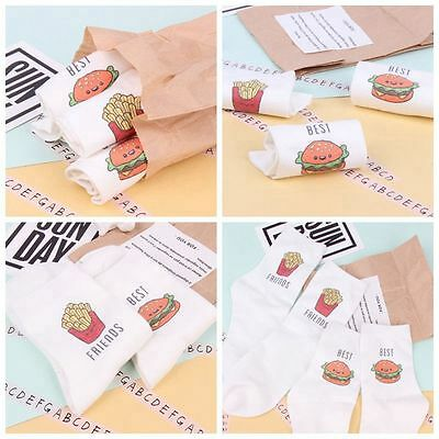 Printing Funny Cotton Ankle Socks Cartoon Hosiery