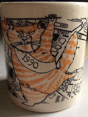 GlasgowCity of Culture, 1990 Commemorative Mug ,Barbara Robertson