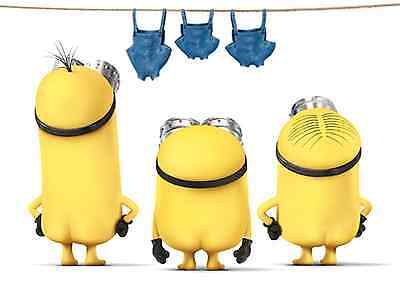 Unofficial MINIONS (6) *A3* print Poster - Despicable Me