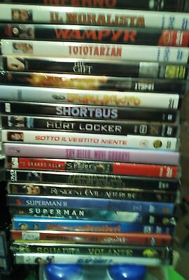 Lotto 20 DVD nuovi sigillati originali