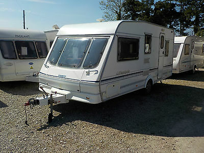Swift Lifestyle 500 5Berth Touring Caravan Px Welcome