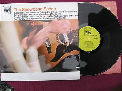 "Various Artists  "" The Showband Scene Vol. 2 ""  12"" Vinyl L.P.  1967. Flipback"