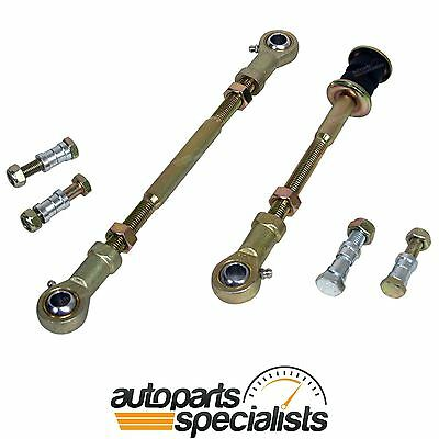 "2 Rear H/Duty Extended Sway Bar Link Kit for Nissan Patrol GU Y61 with2""-8"" Lift"