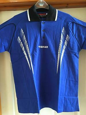 Tibhar Table Tennis Shirt Medium