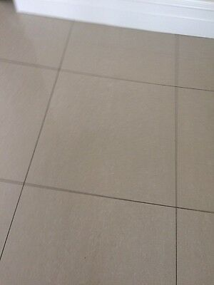 Beige Porcelaine Cearamic Tiles (12Mtrs )(600X600) brand new boxed