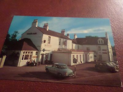 Postcard Murray Arms Gatehouse-of-Fleet