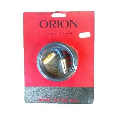 Cavo professionale ORION DIN to DIN 5PIN Cable con connettori placcati d'oro