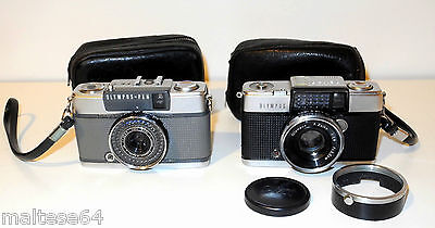 Olympus Pen-D F.Zuiko f1.9/32mm+ Olympus Pen EE-2 D.Zuiko f3.5/28mm EXC+++TOP+++
