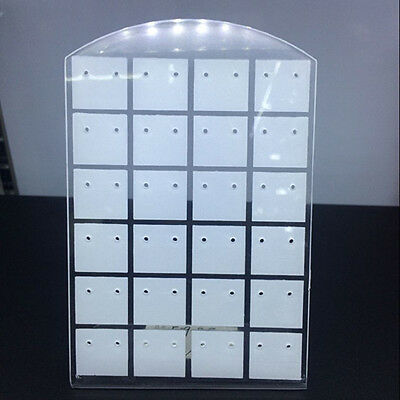 Factory Sale Plastic Earrings Display Stand Jewelry Holder Show Case Tool Racks