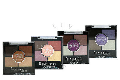 Rimmel Glam'eyes Hd 5 Colour Eyeshadow - Choose Shade - | Rrp £6.99 |