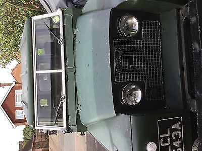 Landrover series 2a early defender 1963