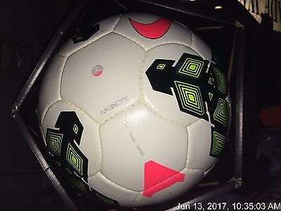 $150 Nike Incyte FIFA Official Match Soccer Ball Size 5 PSC434-176