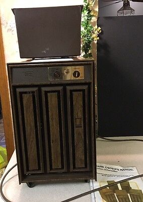 Kenmore Sears Dehumidifier With Removable Bucket Brown Works Vintage 48 Pint