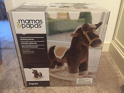 mammas and pappas topaz rocking horse