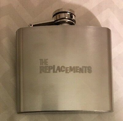 The Replacements 2015 Final Tour Flask (New)
