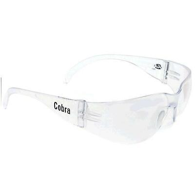 NEW Safety Glasses SGA Cobra - Clear Lens SGA Botanex