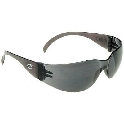 NEW Safety Glasses SGA Cobra - Smoke Lens SGA Botanex