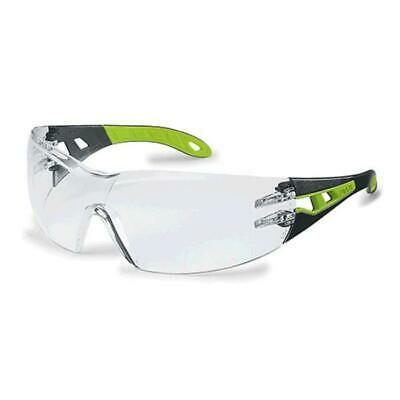 NEW UVEX Safety Glasses PHEOS - Clear Lens uvex Botanex