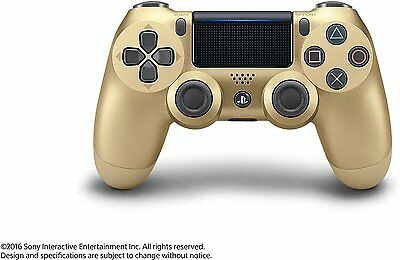 DualShock 4 Wireless Controller for PlayStation 4 PS4 - Gold Brand NEW