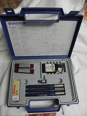 STAEDTLER MARSMATIC700 College Set. Box. Caja. (rotring)