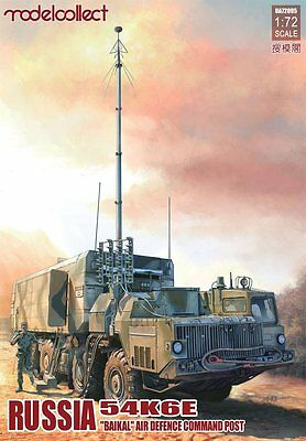 Top Modelle Modelcollect Russian 54K6E Baikal Air Defense System  In 1/72
