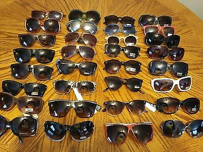 womens sunglasses Wholesale Lot Of 32 assorted styles Boutique quality Sunglass