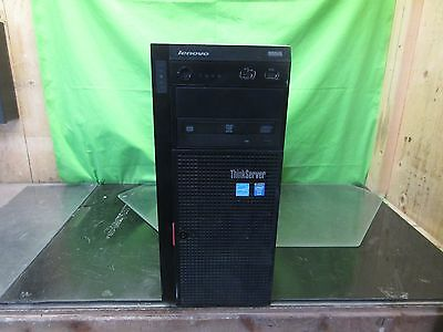 Lenovo ThinkServer TD340 - 1x Intel Xeon E5-2420 v2 6-Core w/ HT @ 2.2GHz, 4GB ~