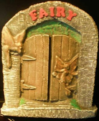Latex Craft Mould For Large Fairy Door Reusable Art & Crafts Hobby Business