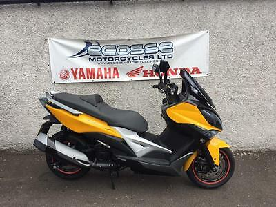 KYMCO XCITING 400i WITH ONLY 3000 MILES