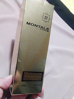 Montale Intense Cafe eau de parfum unisex 100ml Originale 100%