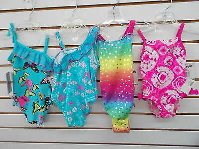 Infant, Toddler, & Girls Flapdoodles $25 - $29 1pc Swimsuits Sizes 18M - 4