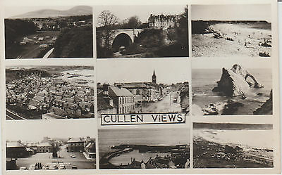 Cullen - Multiviews  -Real Photo  Postcard #