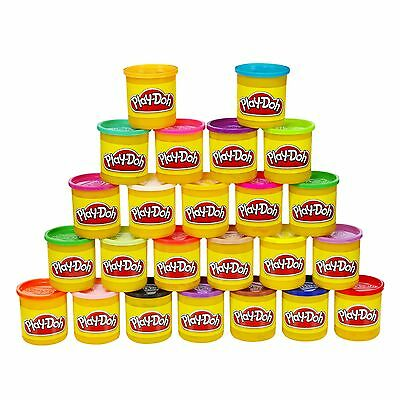Play-Doh 24-Pack of Colors (Frustration Free Packaging) Play-Doh