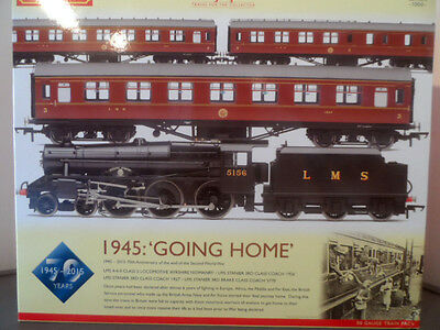 hornby r3299 1945 going home anniversary train pack limited edition of 1000 bnib